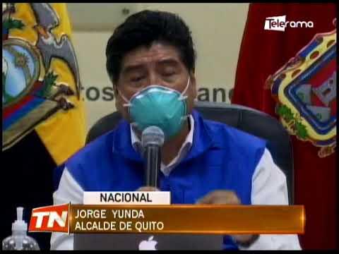 La empresa pública de agua potable de Quito alertó consumo excesivo