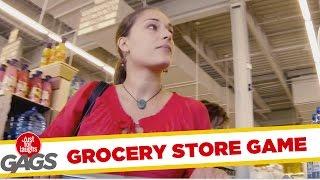 Shopping Cart Swap Prank