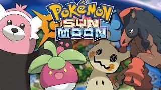 MORE NEWLY DISCOVERED POKÉMON!? | Pokémon Sun and Moon! by Munching Orange