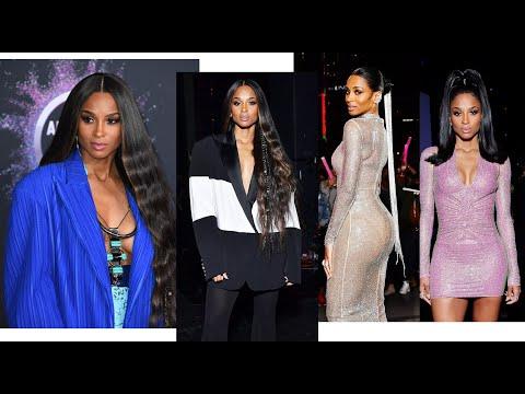Ciara's Sensational 9 Amazing Looks at the 2019 American Music Awards