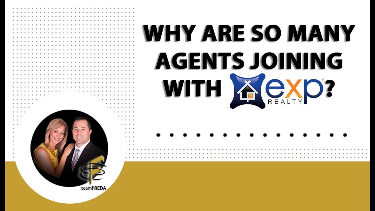 Join eXp Realty for the Opportunity of a Lifetime
