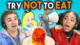Video TRY NOT TO EAT CHALLENGE! #2 | Teens & College Kids Vs. Food MP3, 3GP, MP4, WEBM, AVI, FLV September 2018