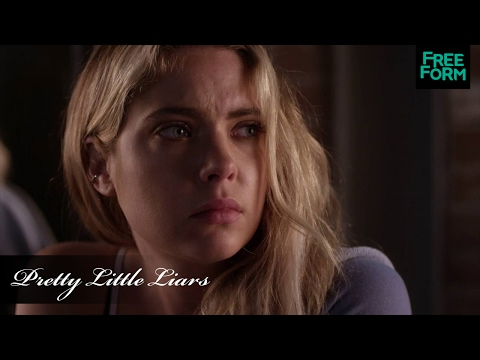 Pretty Little Liars | Season 7, Episode 8 Clip: You Look Like You've Seen a Ghost  | Freeform