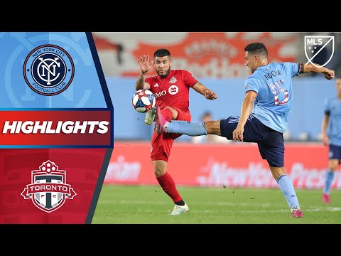 Video: NYCFC vs. Toronto FC | Game-Winning Penalty Is Saved! | HIGHLIGHTS