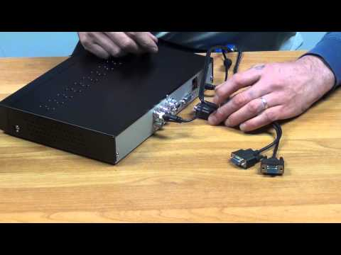 2 Way VGA Splitter Cable