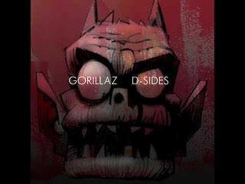Tekst piosenki Gorillaz - The swagga po polsku