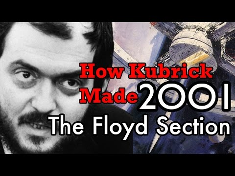 How Kubrick made 2001: A Space Odyssey - Part 2: The Floyd Section