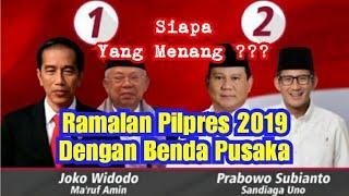 Video RAMALAN PILPRES 2019 DENGAN BENDA PUSAKA MP3, 3GP, MP4, WEBM, AVI, FLV November 2018