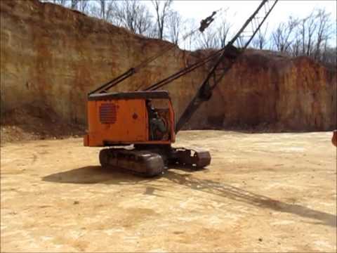Northwest 25D crane for sale | sold at auction April 30, 2015