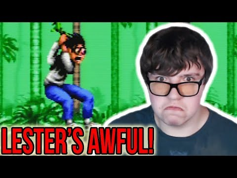 Video Two Hour Torture - Lester the Unlikely (SNES) download in MP3, 3GP, MP4, WEBM, AVI, FLV January 2017
