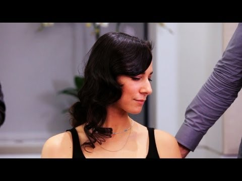 How to Finger Wave Long Hair | Long Hairstyles
