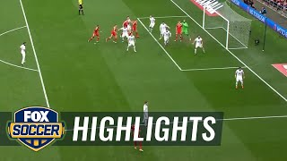 Gareth Bale header puts Wales in front vs. Georgia | 2016 European Qualifiers by FOX Soccer