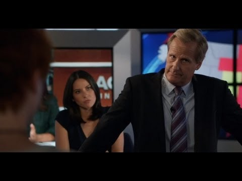 "The Newsroom Season 2 Episode 9 - ""Election Night, Part 2"" (Review)"