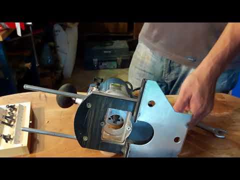 Come funziona la fresatrice verticale per legno?