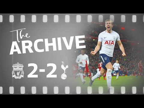THE ARCHIVE | Liverpool 2-2 Spurs | Wanyama's rocket and Kane's 100th Spurs goal!