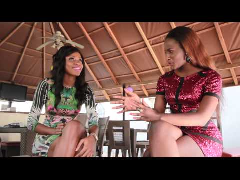 YVONNE NELSON'S INTERVIEW ON VILLAGESQUARE TV WITH HAUWA