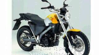 3. 2009 BMW G 650 Xcountry - Features, Specs
