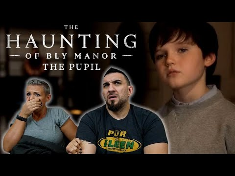 The Haunting of Bly Manor Episode 2 'The Pupil' REACTION!!