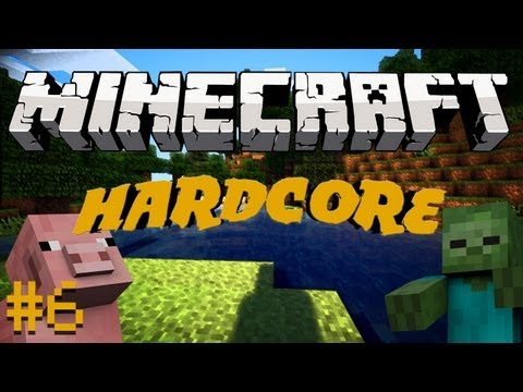 Minecraft Hardcore 1.6 Survival: Episode 6, Sneaky Creepers