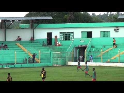 Vistoria Estádio João Ribeiro em Tocantinópolis