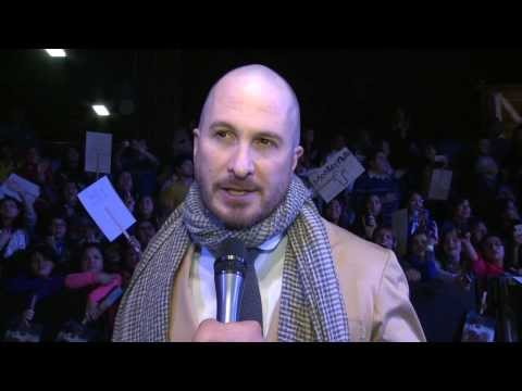 Noah: Director Darren Aronofsky  Movie Premiere Interview in Mexico