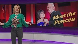 Video Meet The Pences | November 15, 2017 Act 2 | Full Frontal on TBS MP3, 3GP, MP4, WEBM, AVI, FLV Maret 2018