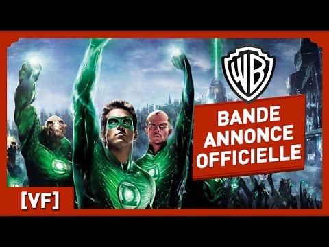 Green Lantern - Bande Annonce Officielle (VF) - Ryan Reynolds / Blake Lively / Peter Sarsgaard