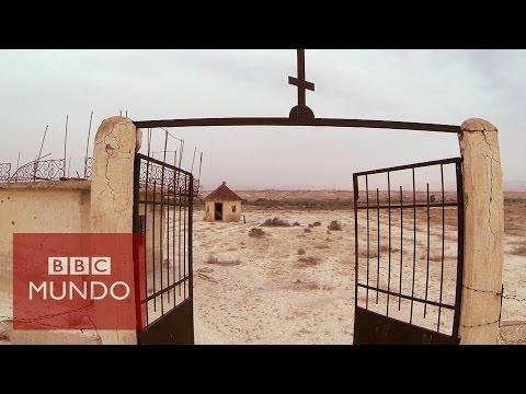 Ésta es la iglesia más peligrosa del mundo