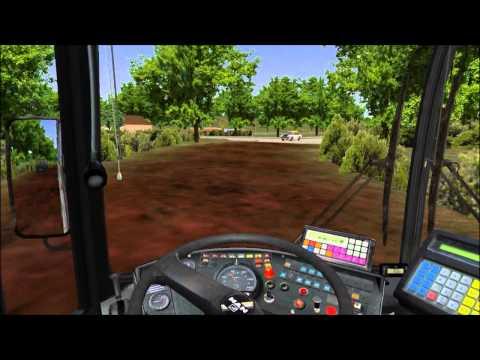OMSI Bus Simulator Madness (MAN SD202-D92)