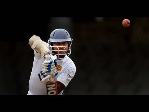 Angelo Mathews 46 not out v England, Leeds, 2011