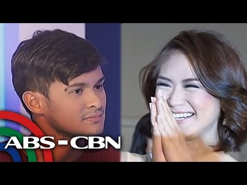 Sarah - Matteo Guidicelli does not totally mind even if her girlfriend, Pop Royalty Sarah Geronimo is a bigger star than him. She sees Sarah as the 'person he loves' and not as a 'superstar'. Subscribe...