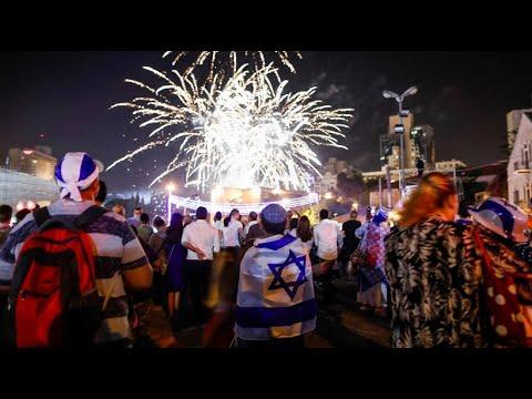 Der Staat Israel feiert 70 Jahre Unabhängigkeit
