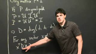 Symmetric Matrices And Positive Definiteness | MIT 18.06SC Linear Algebra, Fall 2011