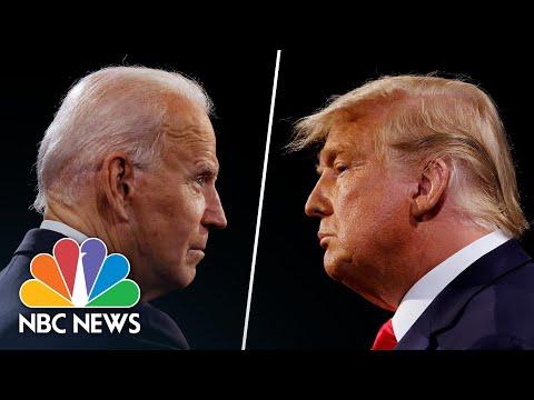 Final Presidential Debate Highlights Between Trump And Biden | NBC News