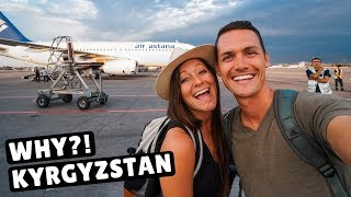 Download Video KAZAKHSTAN to KYRGYZSTAN (What have we gotten ourselves into?) MP3 3GP MP4