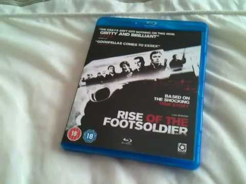 Rise Of The Footsoldier Blu-ray Unboxing And Review