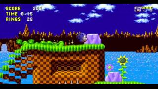 Sonic The Hedgehog YouTube video