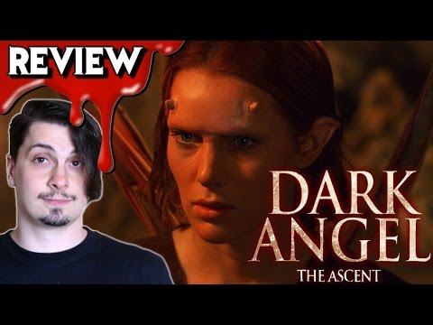 DARK ANGEL: THE ASCENT (1994) 🌕 Full Moon Horror Movie Review