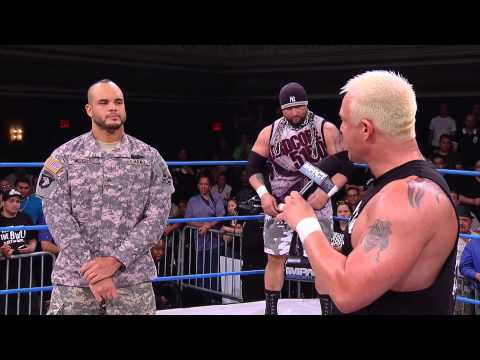 wrestling - After much hype and appearances on major news programs across the country, this Wednesday will give fans their first opportunity to meet Chris Melendez, a true American war hero and the newest...