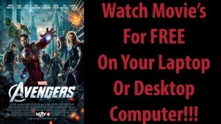 How to Watch Movie's for FREE