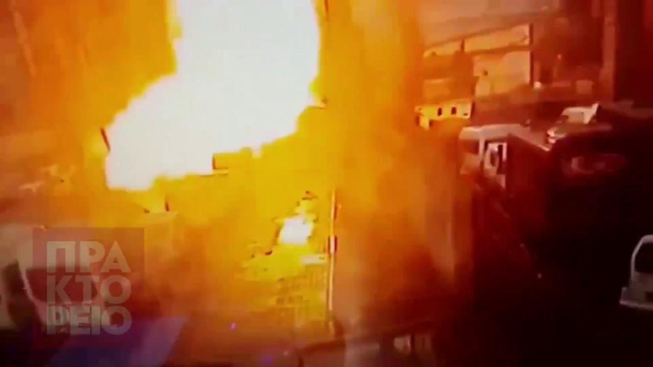 Ισχυρή έκρηξη έξω από δικαστήριο στη Σμύρνη – Δύο νεκροί και πέντε τραυματίες