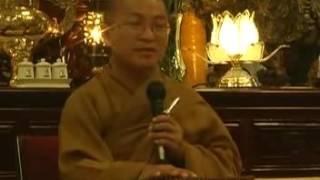 Đem Phật về nhà (04/08/2007) - Thích Nhật Từ