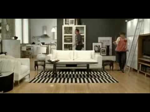 Too Funny Ikea Commercial (with Robert Muraine)