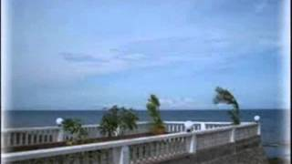 Compostela Philippines  city images : Houses In front the Beach Compostela, Cebu, Philippines