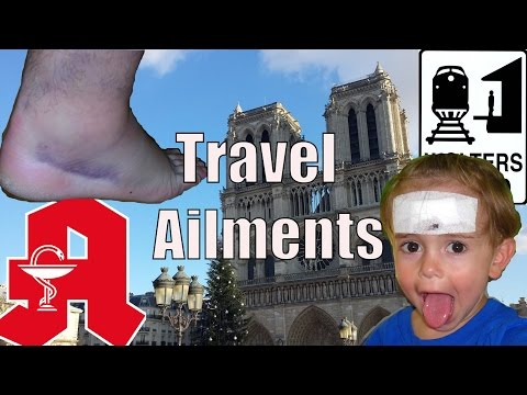 7 Common Ailments Of Travellers