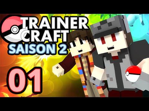 craft - Vous me le réclamé depuis maintenant 2 ans, et ça y est, Trainer Craft est de retour pour votre plus grand plaisir ! Foxus m'accompagnera de nouveau pour cette aventure Minecraft avec le...