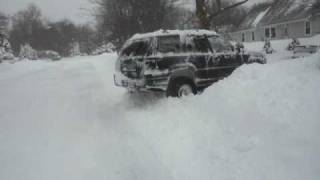 "Video My attempt of leaving my driveway of 15"" of snow in 2wd MP3, 3GP, MP4, WEBM, AVI, FLV Agustus 2018"