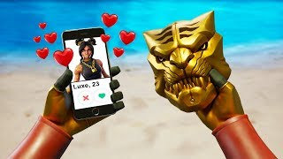 Master Key's NEW Girlfriend! | A Fortnite Film