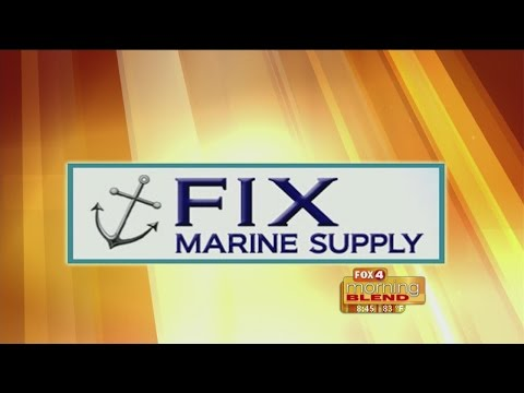 Marine Minute - Fix Marine Supply: Inspect your boat lift-cables often