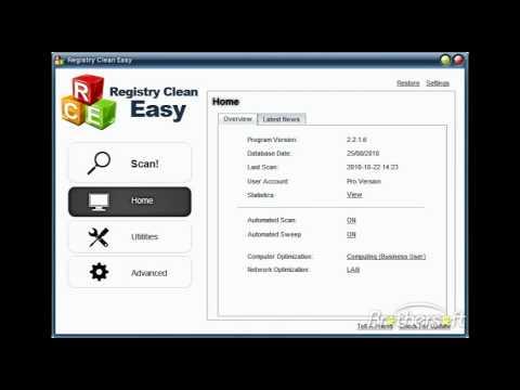 Registry Clean Easy Pro 2.3.2.2 [Full - Serial]